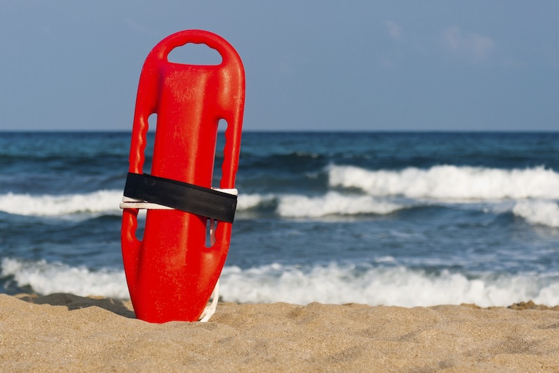 Ocean Rescue Lifeguard City Of Delray Beach Aquatic